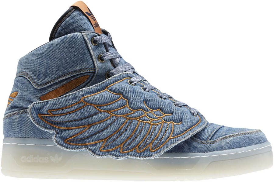adidas Originals by Jeremy Scott - Spring/Summer 2012 - JS Wings Denim V24621 (1)