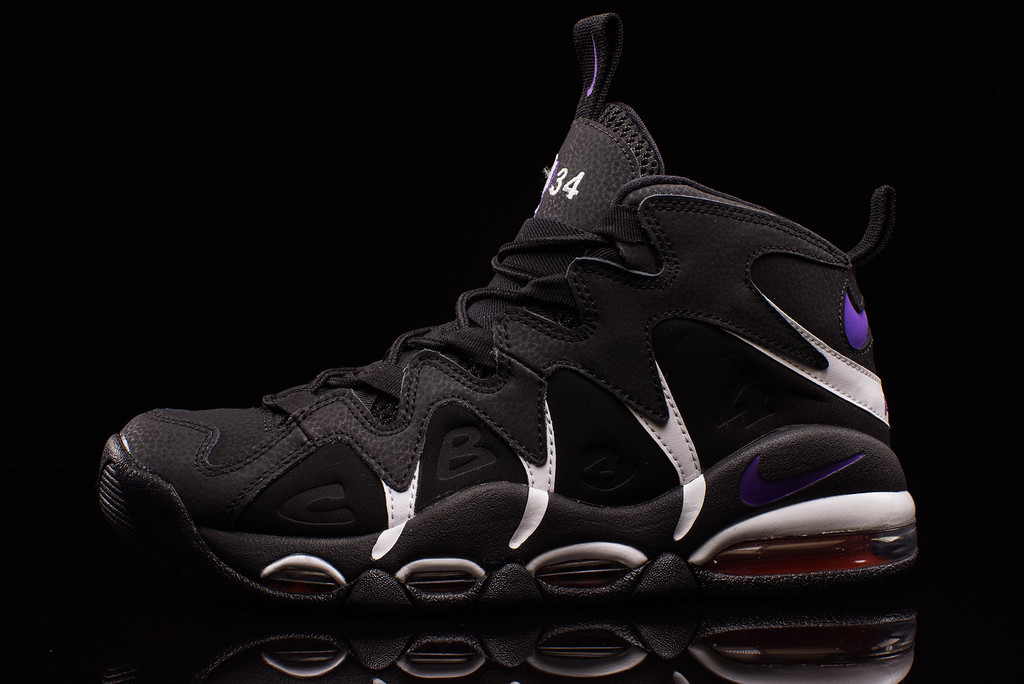 nike air max list of charles barkley shoes