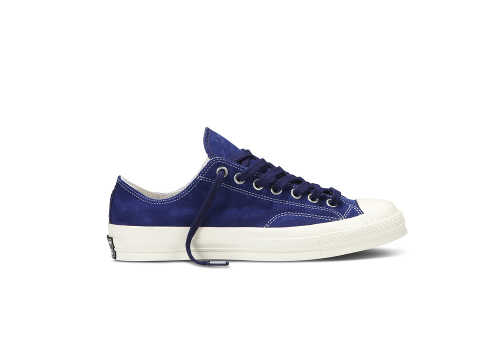 Neighborhood x Converse First String Chuck Taylor 70 Ox blue profile