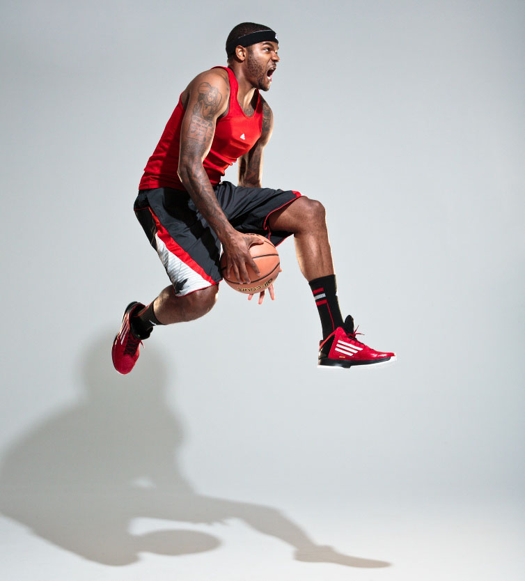 Josh Smith for the adidas adiZero Ghost 2 (2)