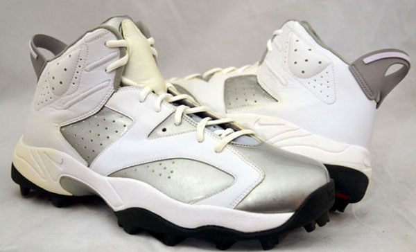 Warren Sapp's Air Jordan 6 VI Turf Raiders PE