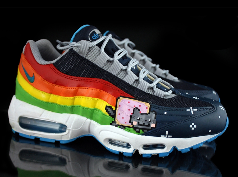 a054bf8e86fe The 50 Greatest Custom Sneakers of All-Time