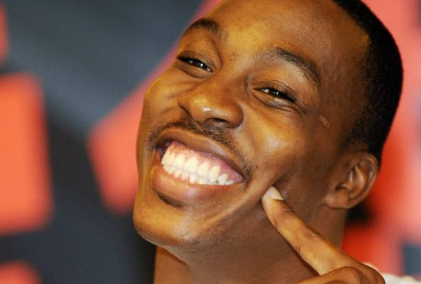 Dwight Howard Embarks on adidas European Tour