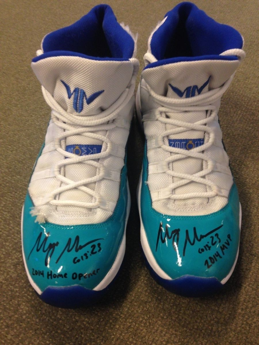 cheaper f2e81 65616 You Can Own Maya Moore's Air Jordan 11 Player Exclusives ...