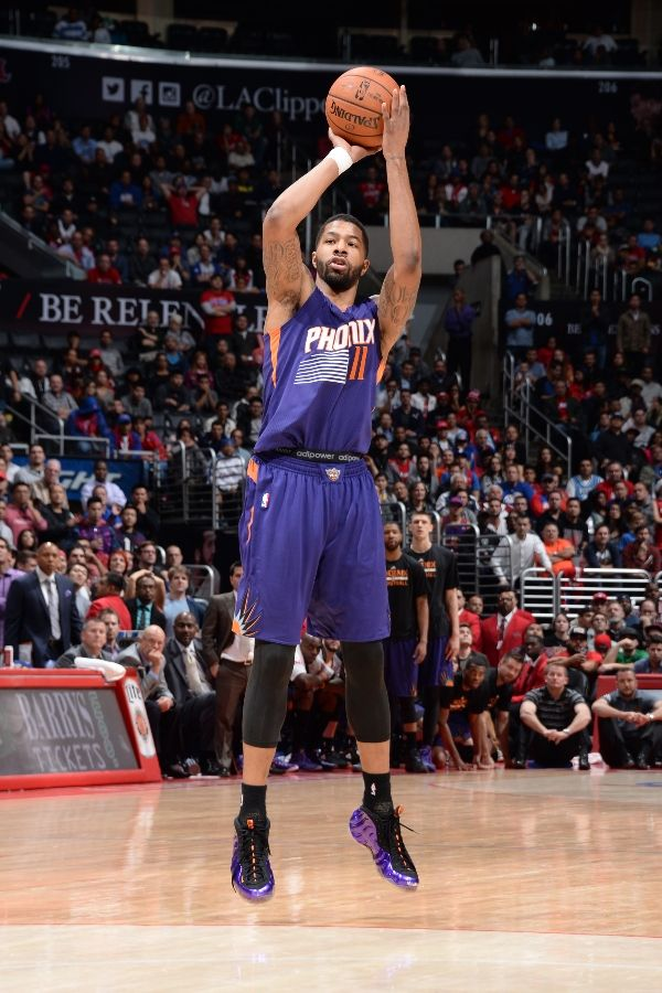 buy online c9fed 88c21 ... coupon code for markieff morris wearing nike air foamposite one suns  f31ae a2076