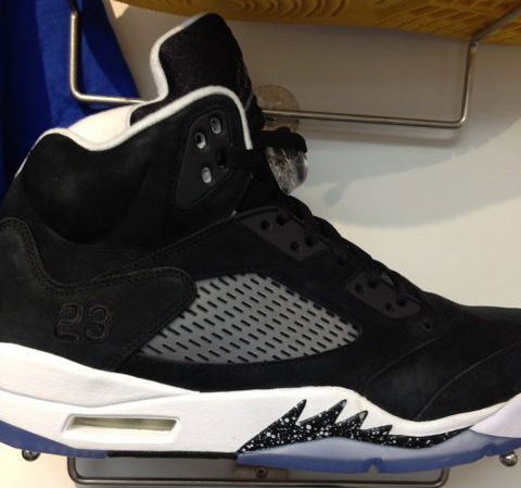 Jordan Brand Holiday 2013 Retro Release Preview Air Jordan V 5 Oreo