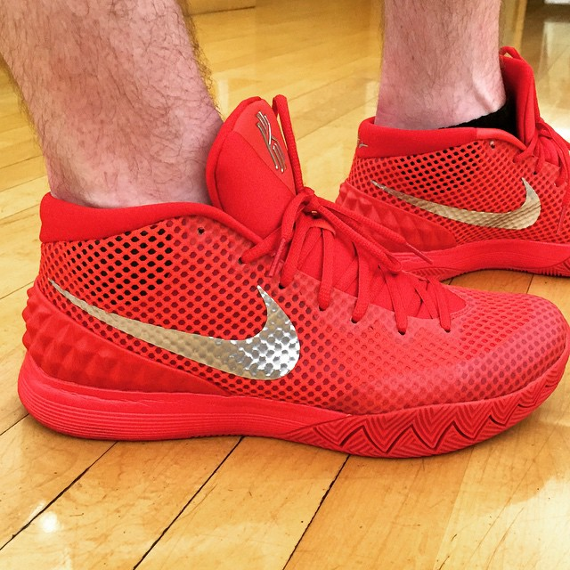 detailed look 53889 db5cb 30 Awesome NIKEiD Kyrie 1 Designs on Instagram (25)