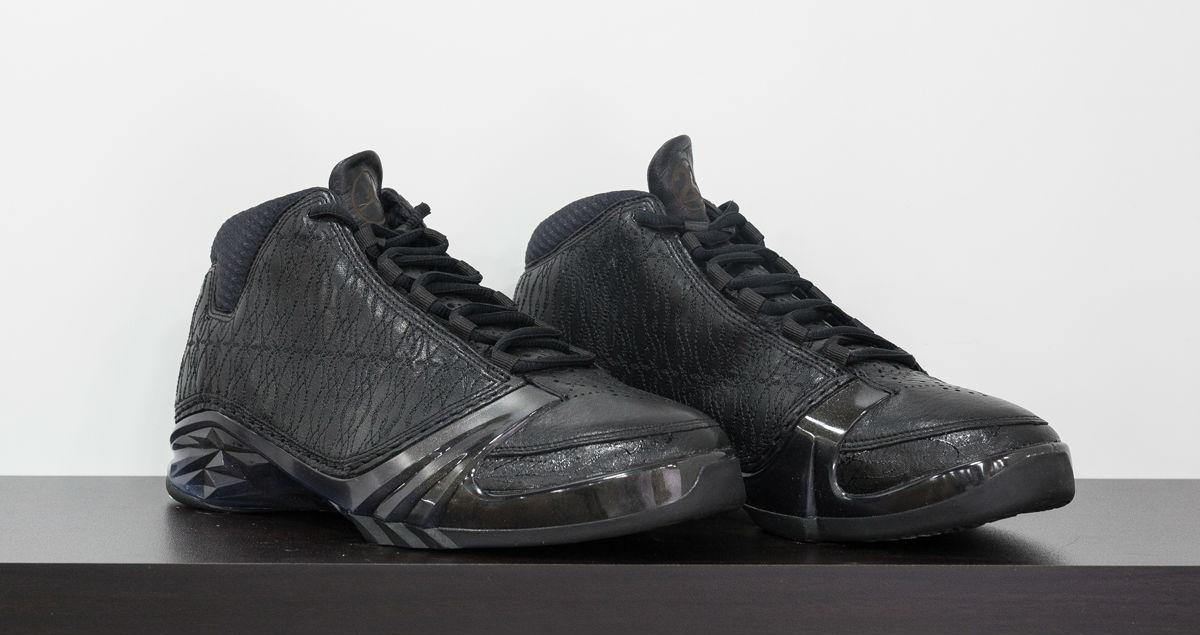 5c4e48e5086770 Air Jordan 23 Kobe Black Collection