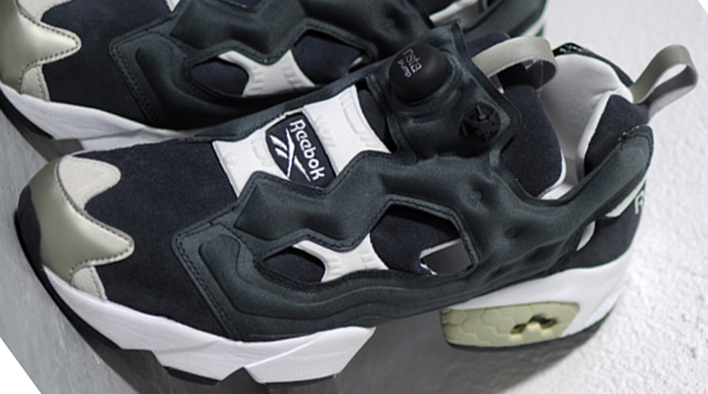 Reebok Instapump Fury Gravel/Chalk-Tin Grey