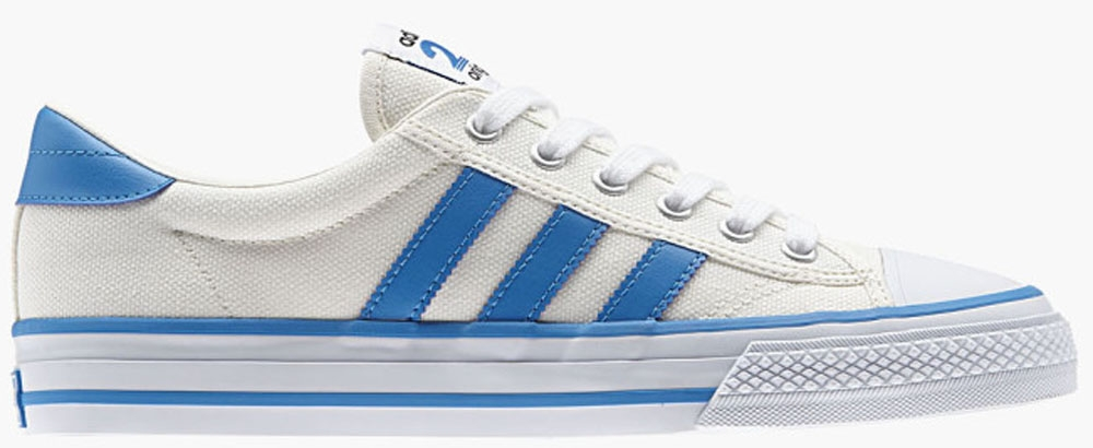 adidas Originals Shooting Star White Vapour/Bright Blue