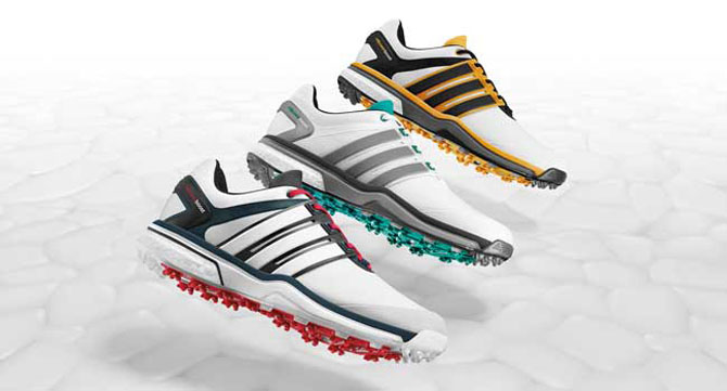 a7ead4ab66f adidas Adds New Colors to the adiPower Boost Golf Shoe