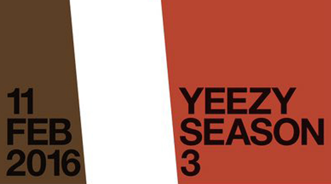 Yeezy Season 3 Madison Square Garden