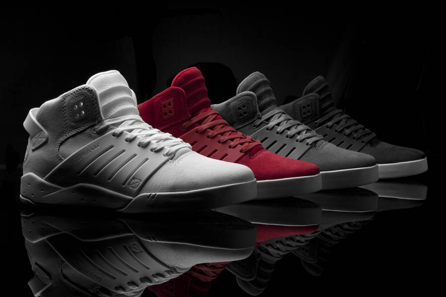e6b1c761a047 SUPRA Footwear Launches the SKYTOP III