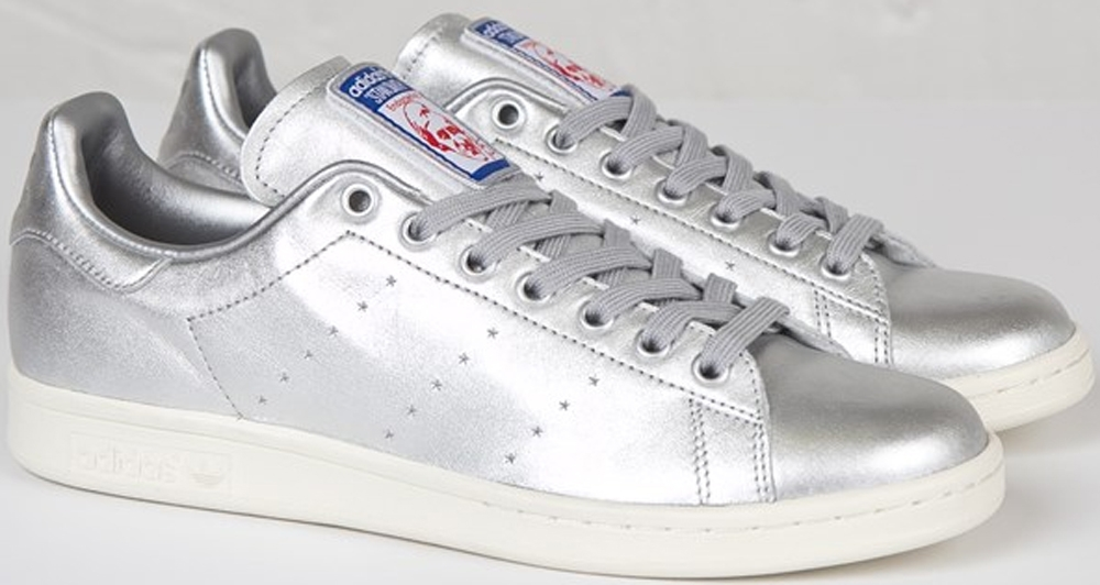 Sneakersnstuff x adidas Stan Smith Space Suit