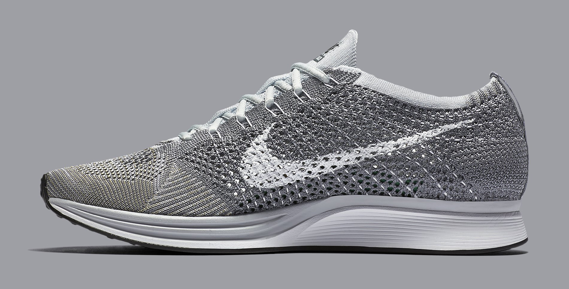 7a2cf67a6fab Nike Flyknit Racer Pure Platinum 862713-002