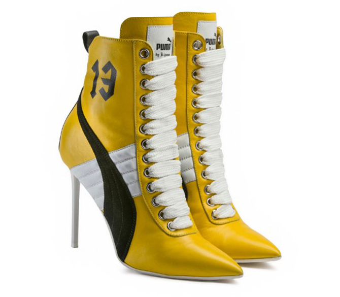 8fcea5fffa1a Rihanna Puma Heels Boots