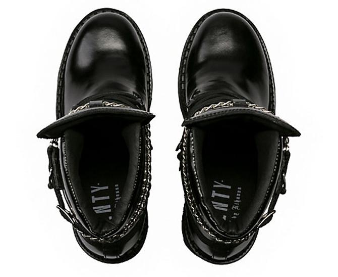 Rihanna Puma Sneaker Boot Wedge Top