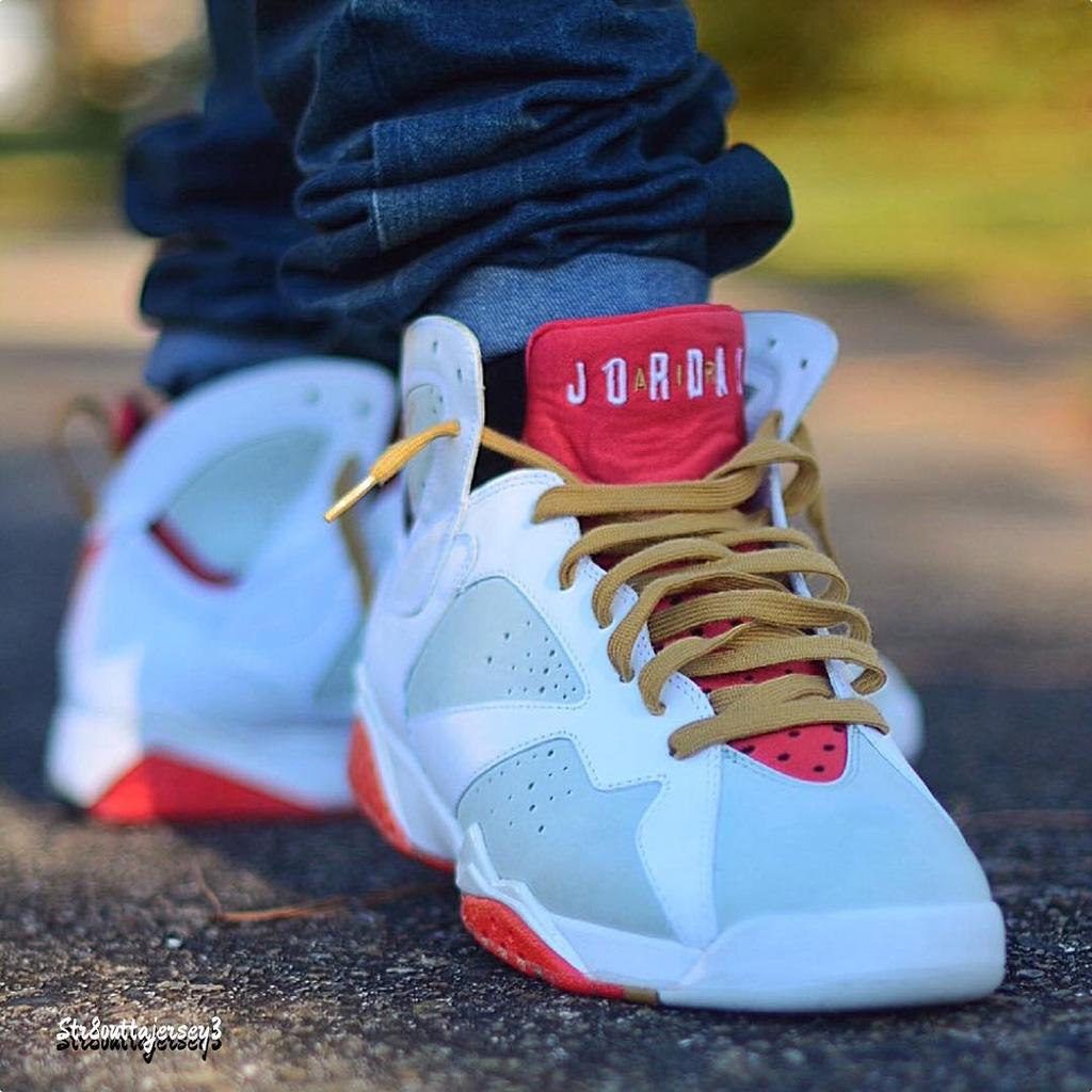 Air Jordan 7 Retro Year of the Rabbit shoes