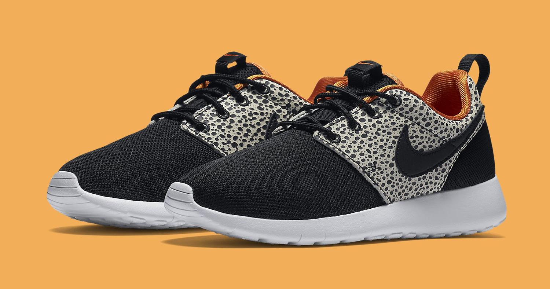 Nike Shoes Popped