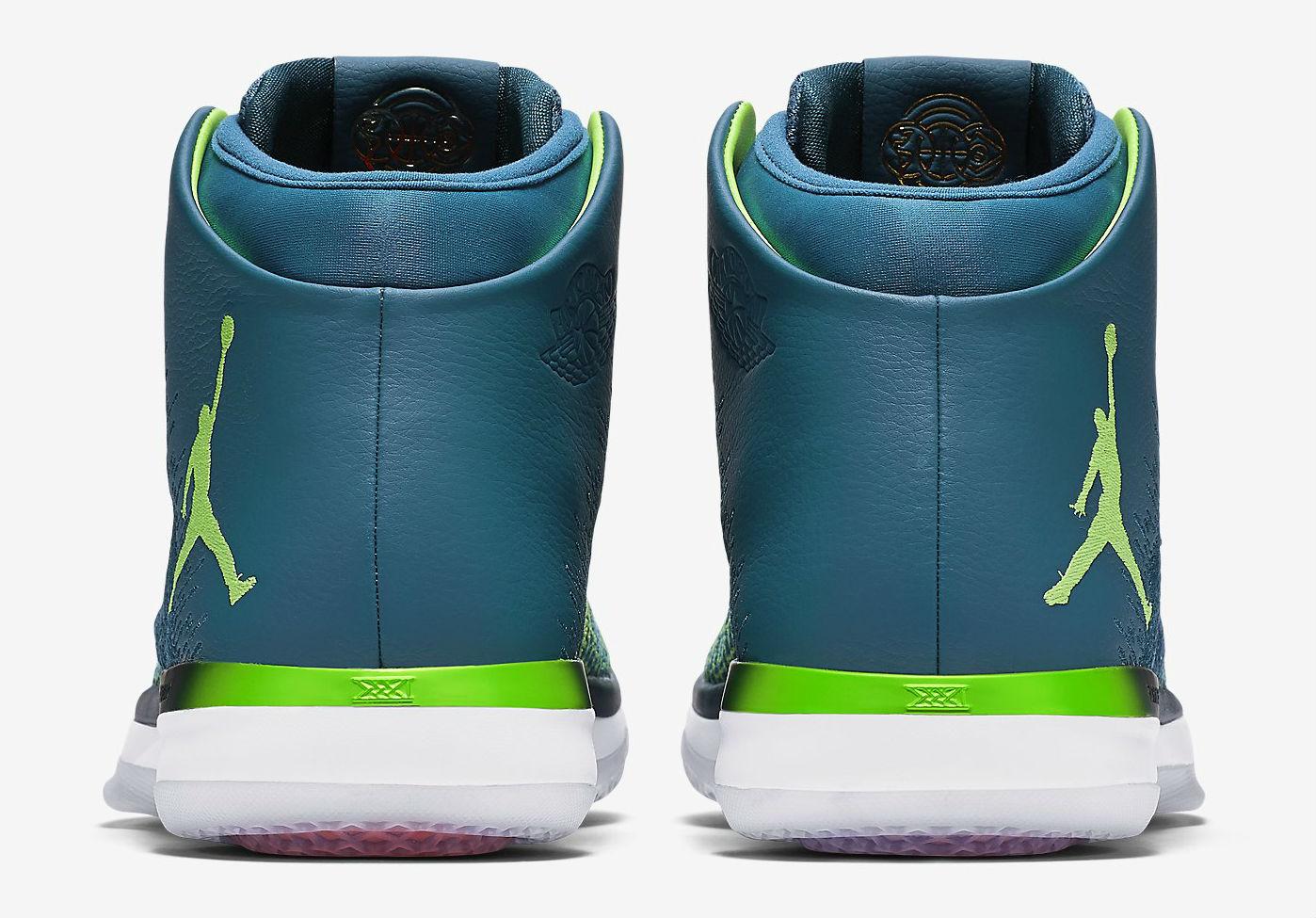Rio Jordan 31 Release Date Heel 845037-325