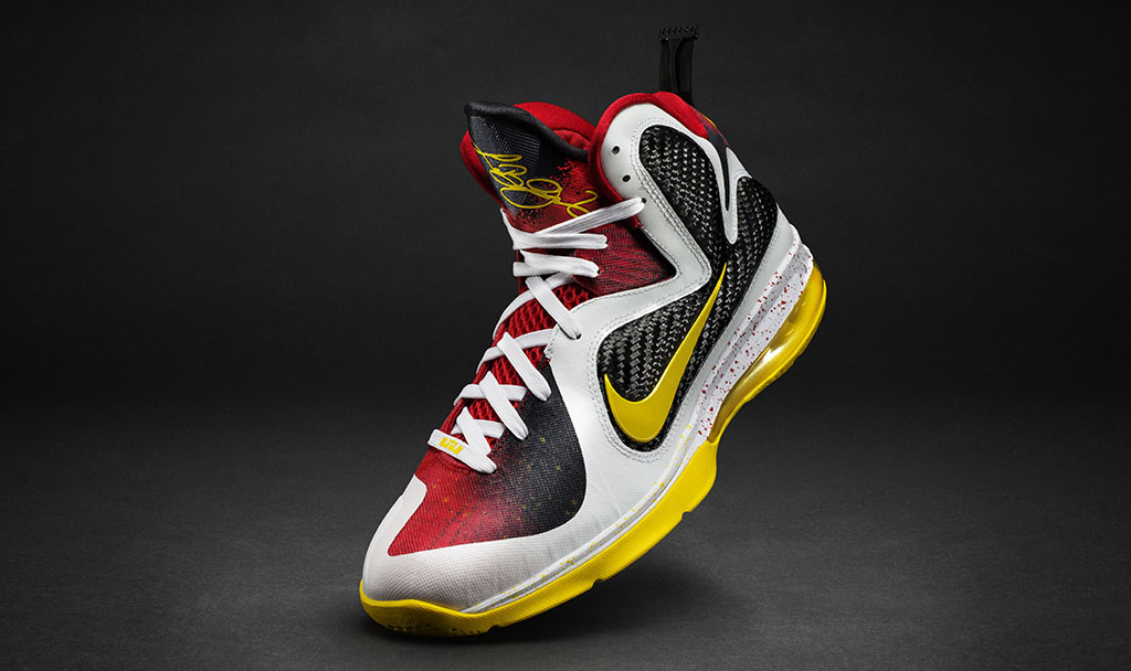 Nike LeBron 9 Championship Pack Official (4)