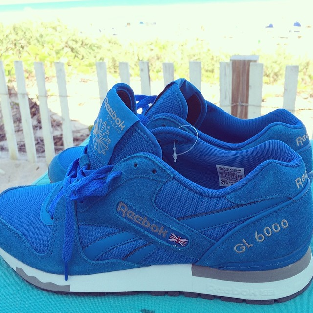 Swizz Beatz Picks Up Reebok GL 6000