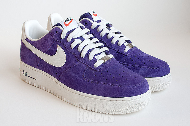 Nike Air Force 1 Low Blazer inspired Obsidian | Sole