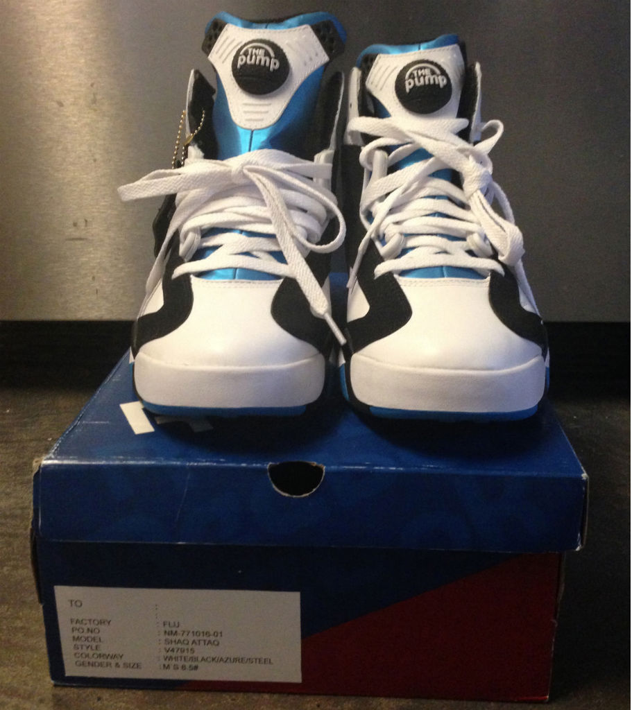 Reebok Shaq Attaq White Black White V47915 (2)