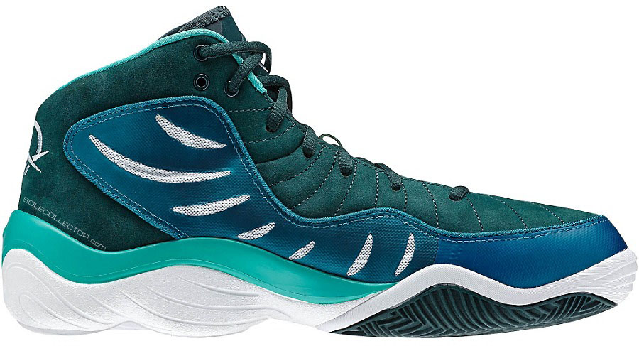 Reebok Answer XIV 14 Green.Blue (3)
