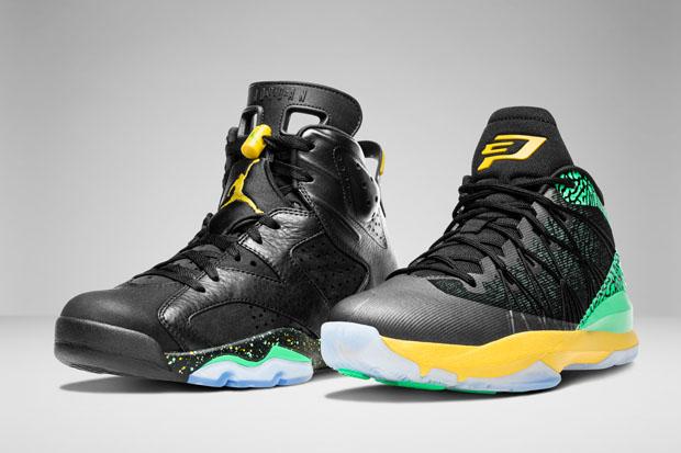 newest d46f2 86db2 An Official Look at the Air Jordan Brazil Pack