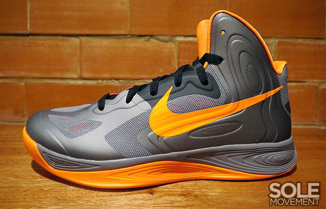 where to buy nike hyperfuse grey orange b2ea5 26cc4
