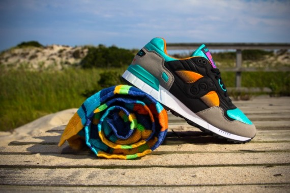 west nyc x saucony shadow 5000 tequila sunrise release