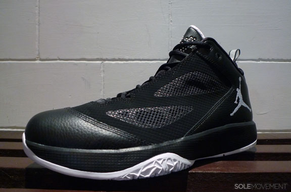 1ecc0832cc85 Air Jordan 2011 Q-Flight - Black White - New Images