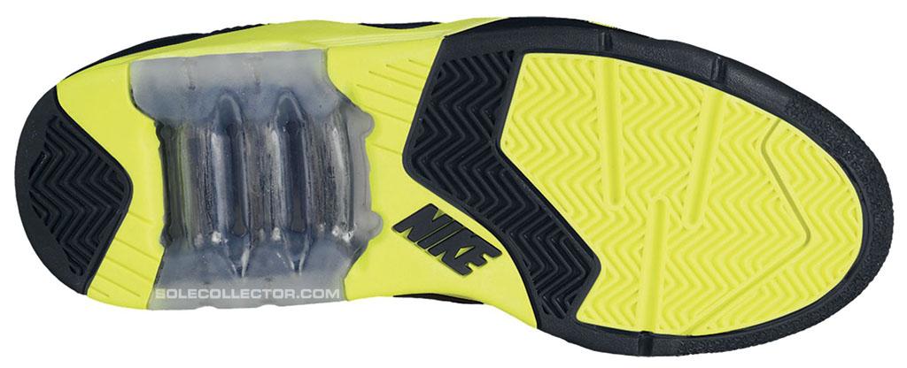 ce52ccf915 Nike Air Force 180 Black Volt Pack 310095-012 (2)