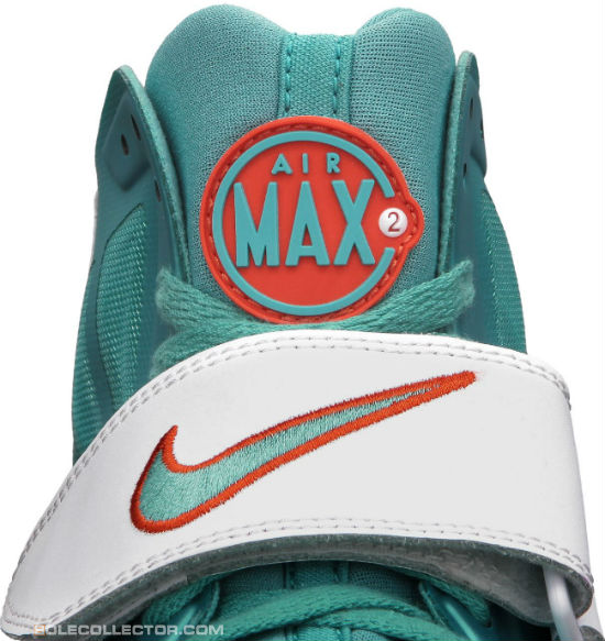 Nike Air Max Express Miami Dolphins 525224-101 (3)