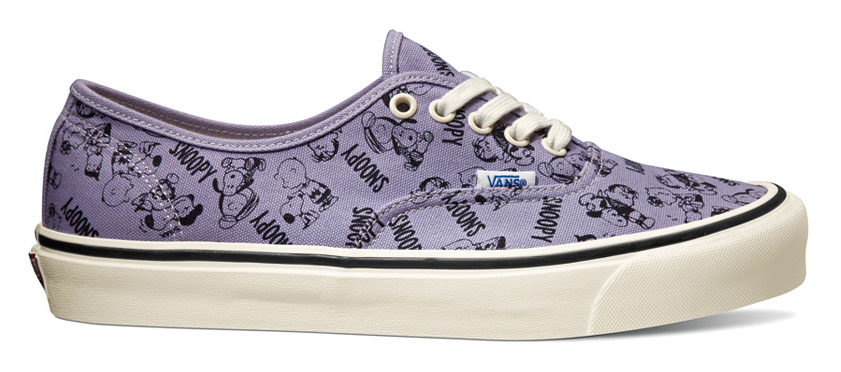5448d77d06 Vans Reissues Rare 80s Prints for the Peanuts x Vans Vault ...