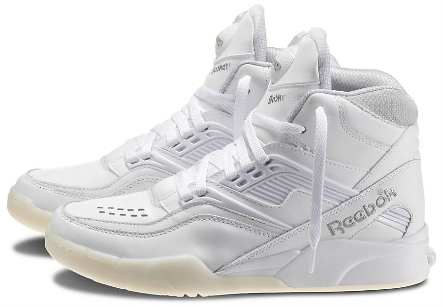 10 Great Reebok Classics Friends & Family Deals // Twilight Zone Pump White