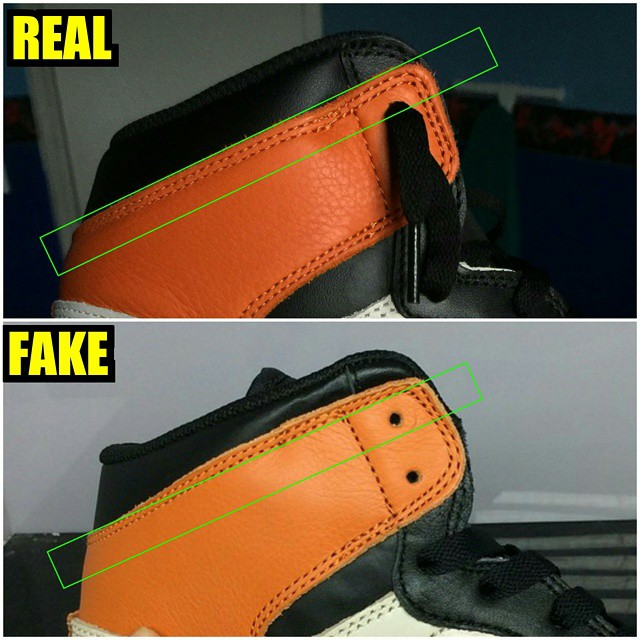 b39d896671b7 How To Tell If Your  Shattered Backboard  Air Jordan 1s Are Real or ...