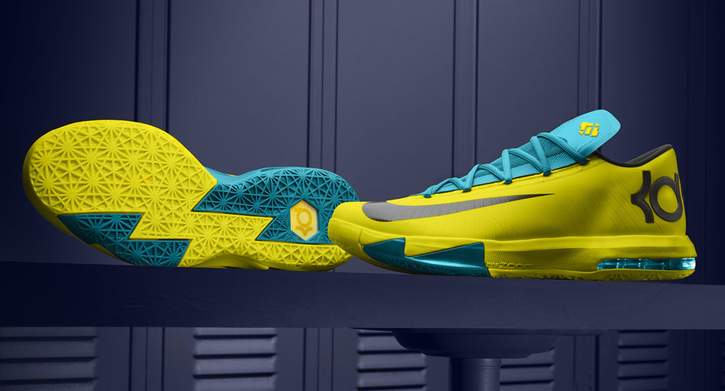 Nike Officially Unveils The Kevin Durant KD VI 6 (1)
