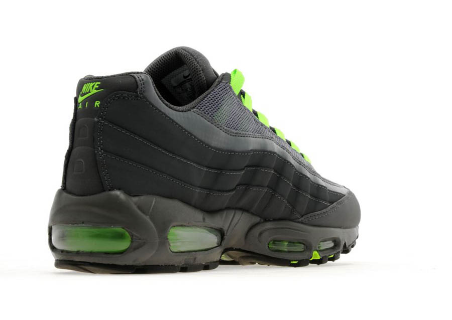 check out 4d637 da50b Nike Air Max 95 - JD Sports Exclusive - 'Dark Grey / Flash ...