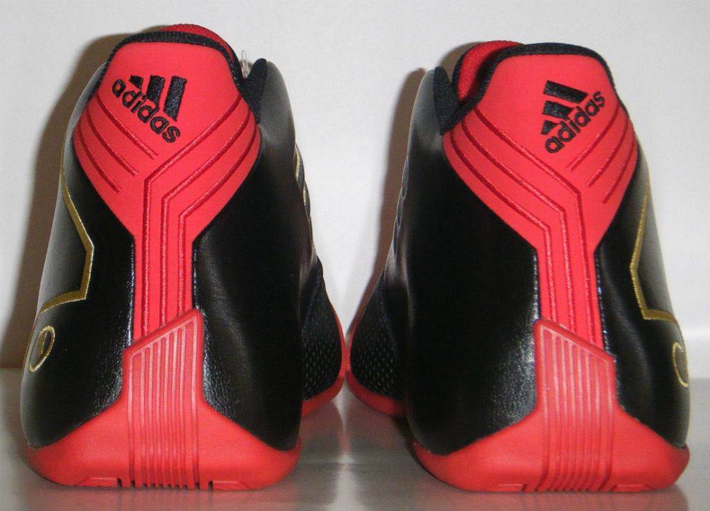 adidas TMAC 1 Black Red Gold (5)