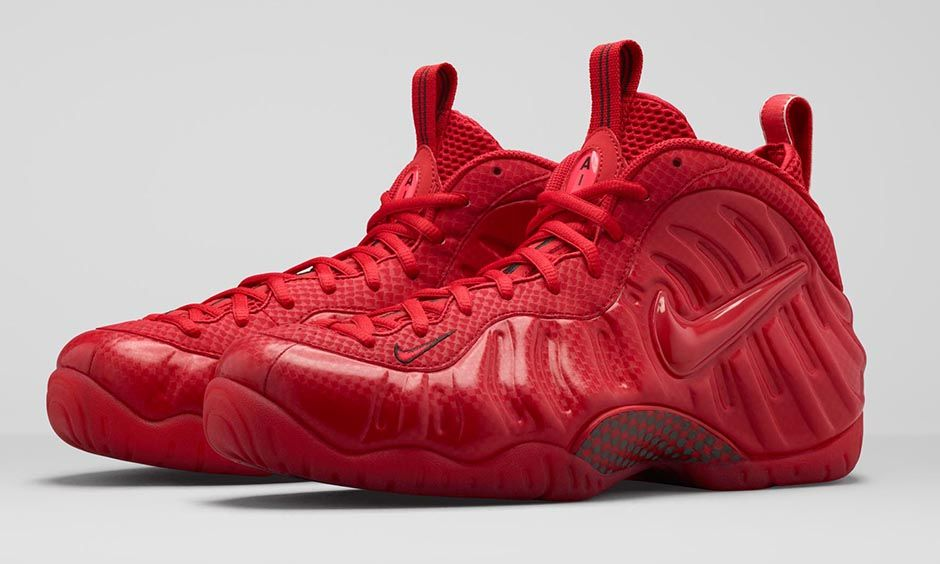 best loved 7084a 92a49 Nike Air Foamposite Pro Gym Red 624041-603 (1)