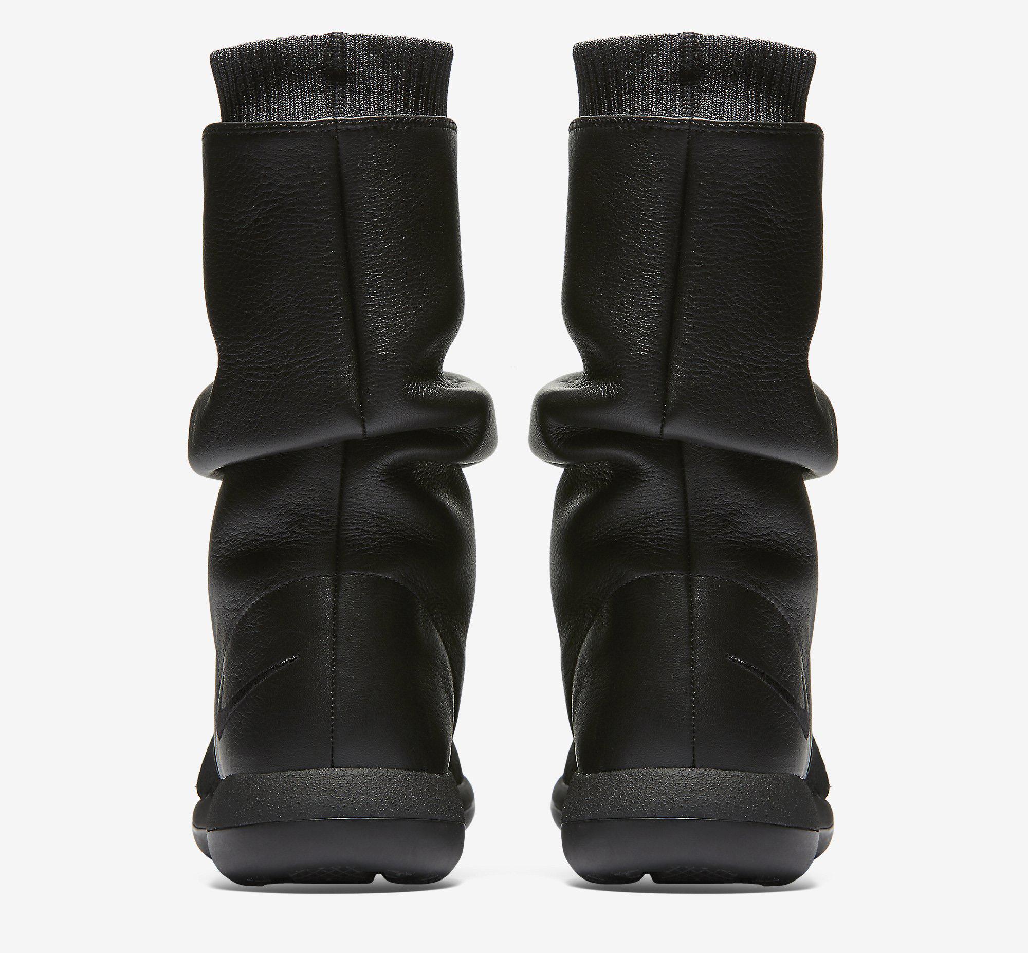 Nike Roshe 2 Hi Flyknit Womens Heel