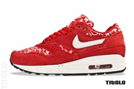 Liberty x Nike Air Max 1 WMNS Sport RedSail | Sole Collector