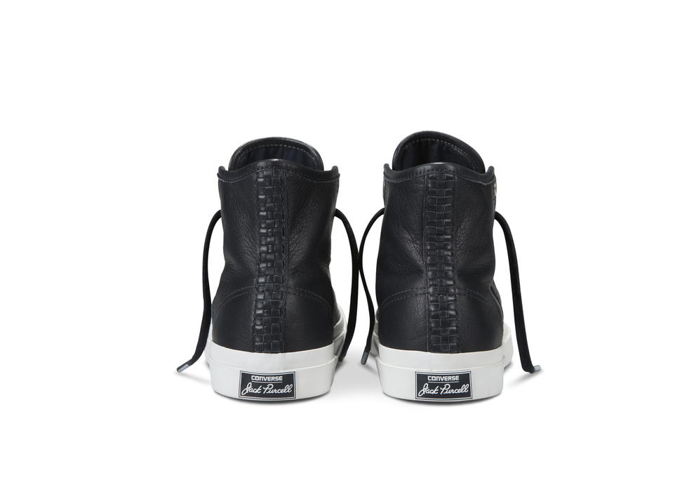 Neighborhood x Converse First String Jack Purcell Johnny heel lattice
