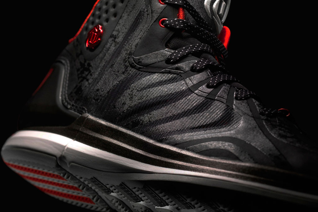 the latest c1014 e6eef adidas D Rose 4.5 Black Away G99355 (4)