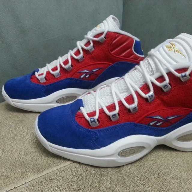 Reebok Question Sixers