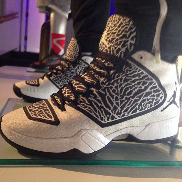 Air Jordan XX9 29 White/Elephant