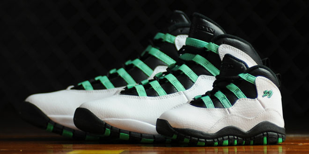 e2ae0318d0de67 images via Renarts. by Steve Jaconetta. The  Double Nickel  Air Jordan 10  Retro ...