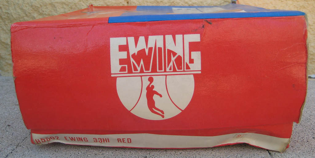 Ewing 33 Hi Red Black Box